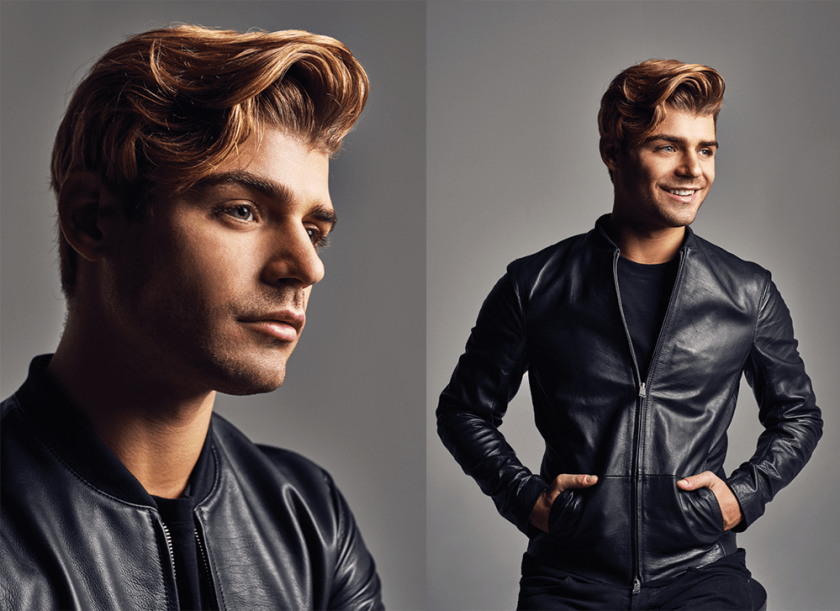WWD Garrett Clayton by Daniel Doperalski. Fall 2016. www.imageamplified.com, Image Amplified1