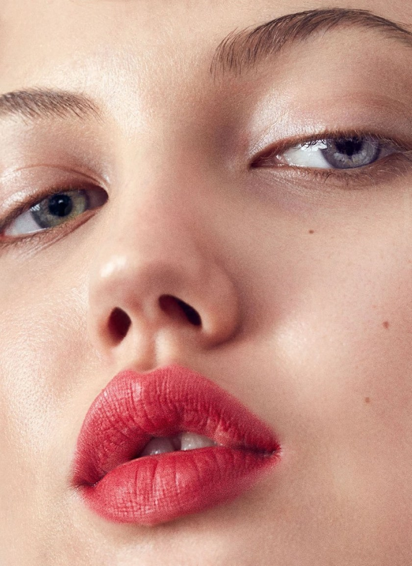 ALLURE MAGAZINE Lindsey Wixson by Nicolas Kantor. Catherine Newell-Hanson, January 2017, www.imageamplified.com, Image Amplified2
