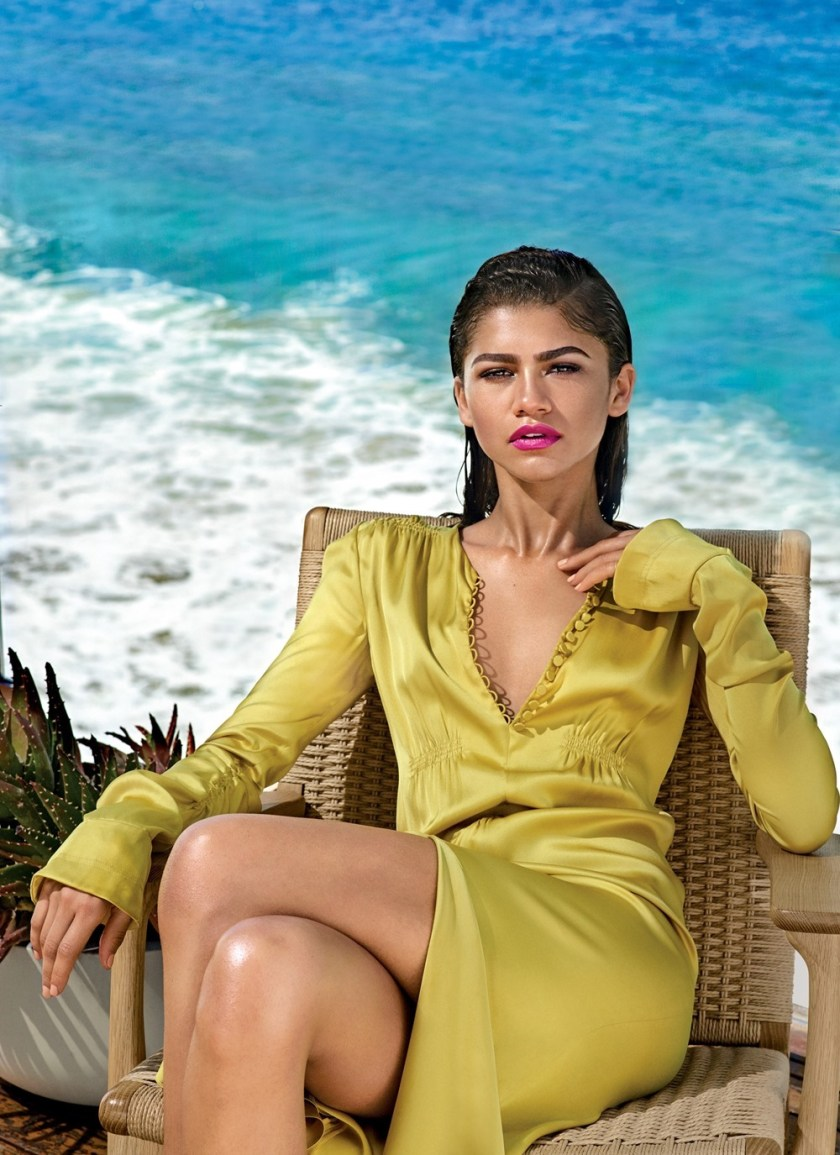 ALLURE MAGAZINE Zendaya by Jason Kibbler. Patrick Mackie, January 2017, www.imageamplified.com, Image Amplified1