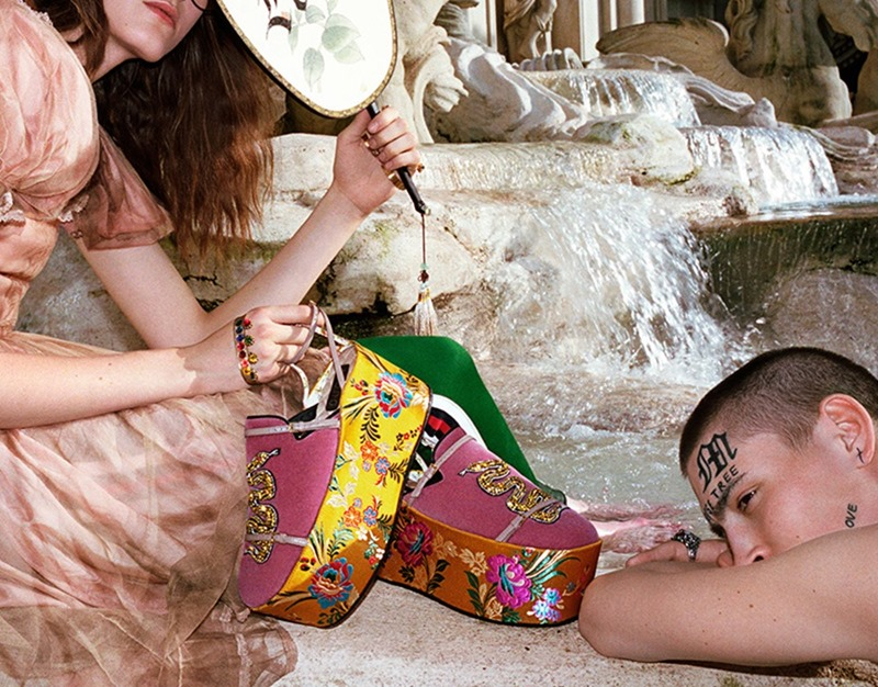 CAMPAIGN Gucci Spring 2017 by Glen Luchford. Alessandro Michele, www.imageamplified.com, Image Amplified (11)