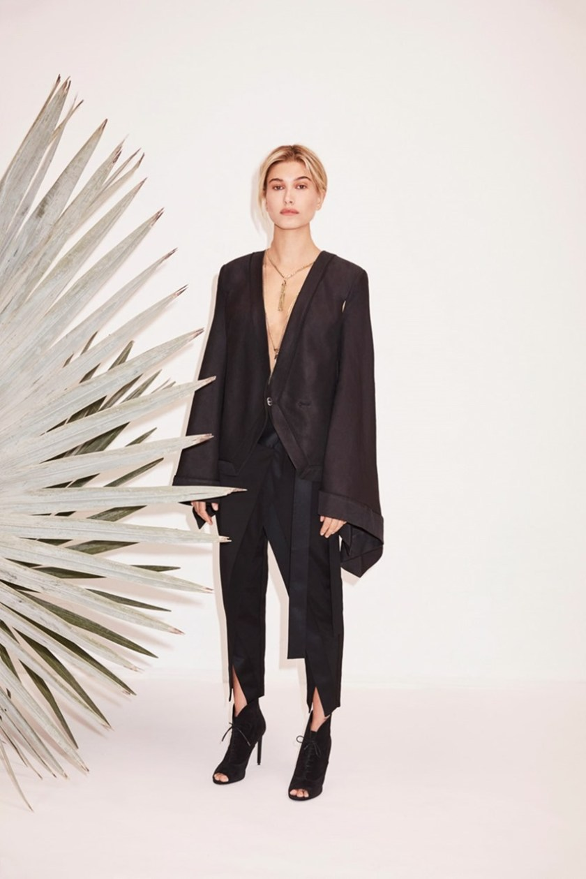 CAMPAIGN Hailey Baldwin for Sass & Bide Resort 2017 by Pierre Toussaint. Michelle Jank, www.imageamplified.com, Image Amplified3