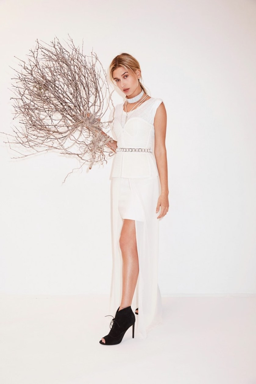 CAMPAIGN Hailey Baldwin for Sass & Bide Resort 2017 by Pierre Toussaint. Michelle Jank, www.imageamplified.com, Image Amplified5