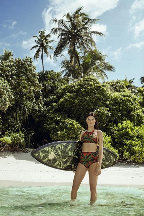 CAMPAIGN Isabeli Fontana for Agua de Coco Resort 2017 by Eduardo Rezende. Rodrigo Costa, www.imageamplified.com, image Amplified5