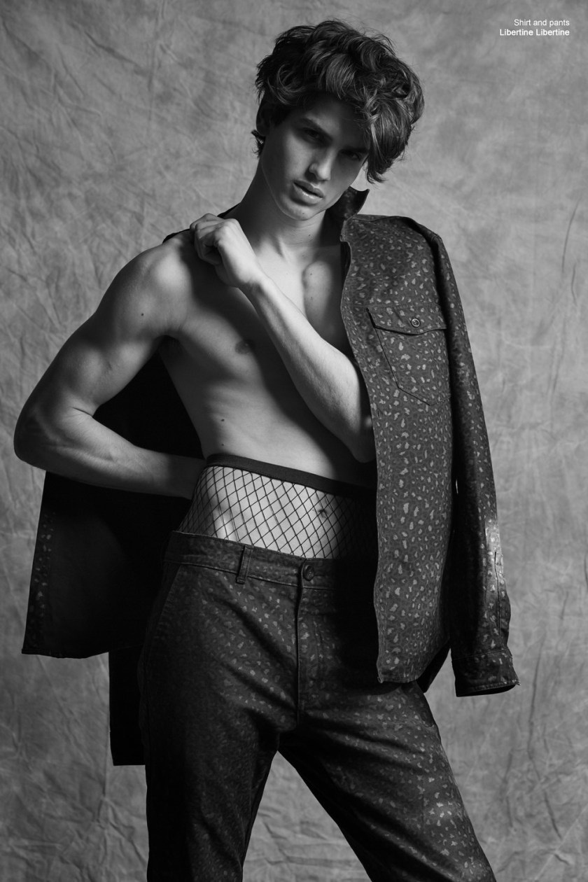 DSECTION Gerard Sabe by Marc Tousisgnant. Bruno Tarrius, Fall 2016, www.imageamplified.com, Image amplified7