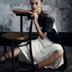 ELLE AUSTRALIA: Aleyna Fitzgerald by Georges Antoni
