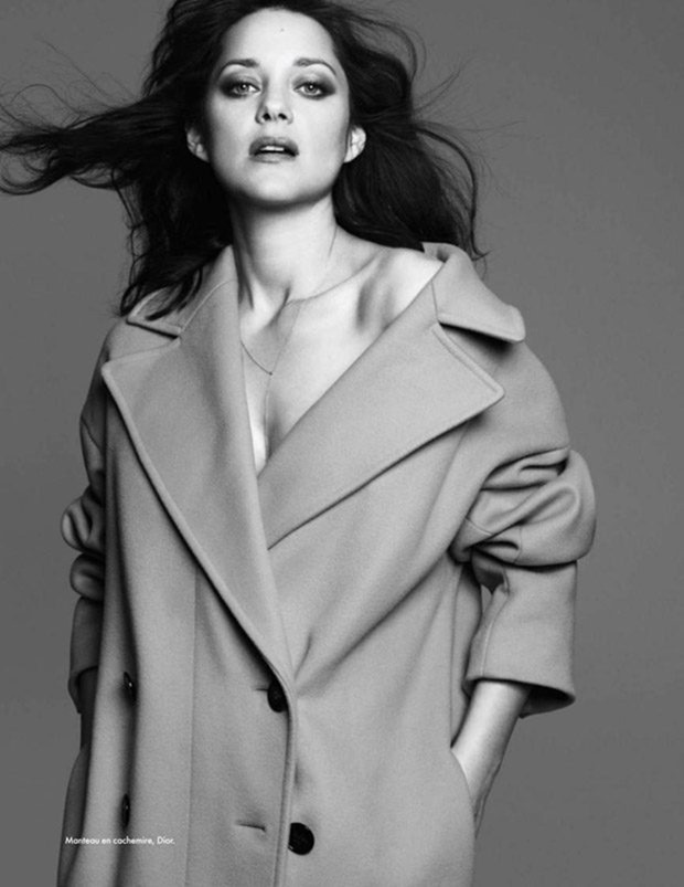 ELLE FRANCE Mario Cotillard by Ben hassett. Georgia Pendlebury, December 2016, www.imageamplified.com, Image Amplified8