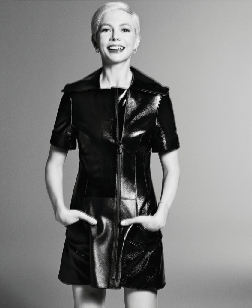 ELLE MAGAZINE Michelle Williams by Terry Tsiolis. Samir Nasr, January 2017, www.imageamplified.com, Image Amplified3