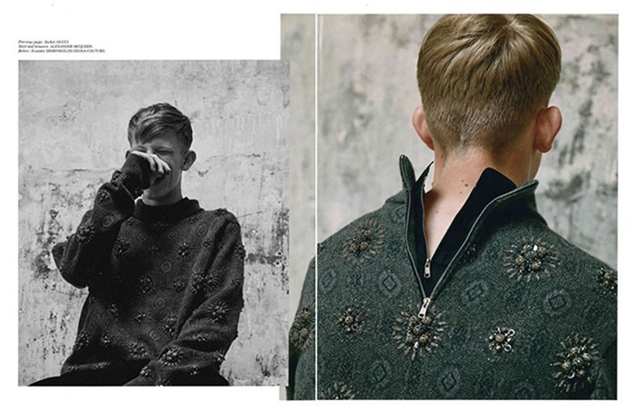 FASHION FOR MEN Connor Newall by Milan Vukmirovic. Fall 2016, www.imageamplified.com, Image amplified1