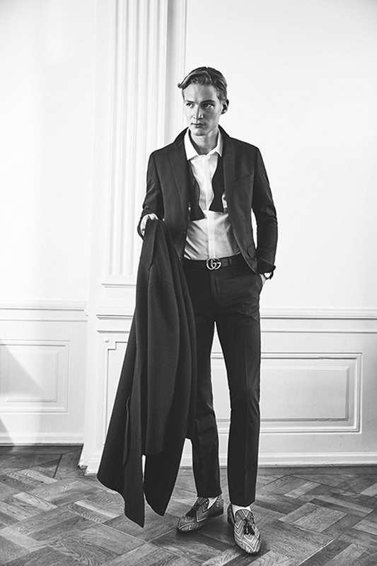 FASHION PHOTOGRAPHY Jakob Bertelsen for Luxury Afficionados. Fall 2016, www.imageamplified.com, image Amplified3