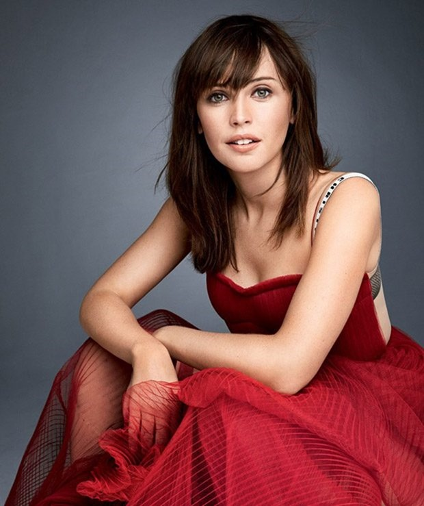 GLAMOUR MAGAZINE Felicity Jones by Patrick Demarchelier. Jillian Davison, January 2017, www.imageamplified.com, Image Amplified3