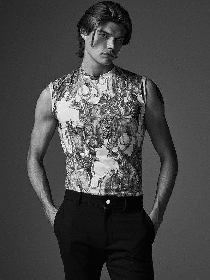 GQ AUSTRALIA Jesse Gwin by Jake Terrey. Brad Homes, Fall 2016, www.imageamplified.com, Image Amplified8