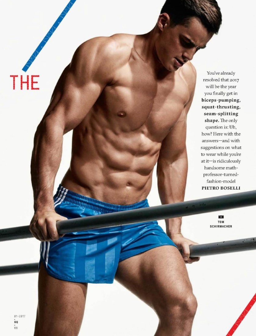 GQ MAGAZINE Pietro Boselli by Tom Schirmacher. Fall 2016, www.imageamplified.com, Image Amplified1