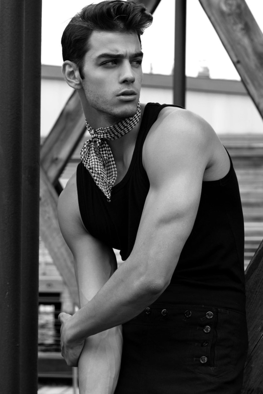 MASCULINE DOSAGE Scott Gardner by Thomas Synnamon. 2016, www.imageamplified.com, Image Amplified2
