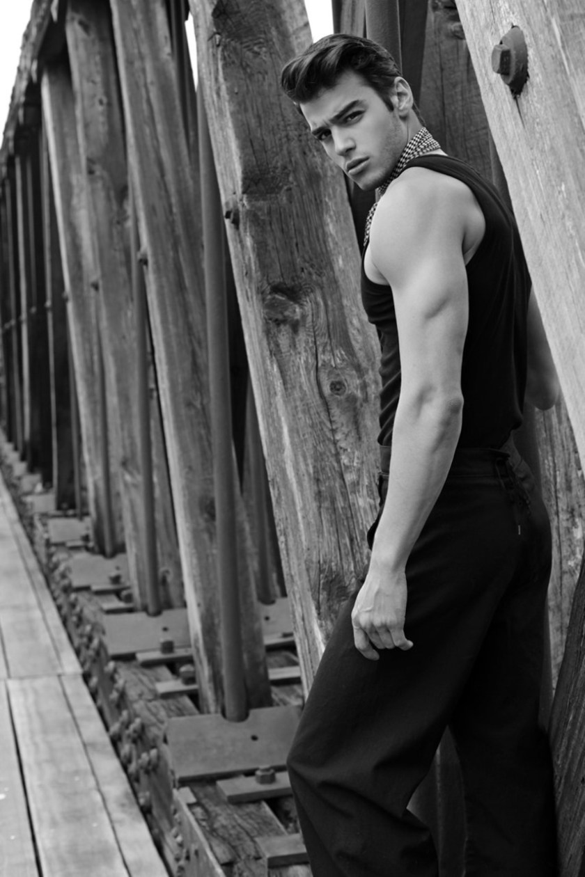 MASCULINE DOSAGE Scott Gardner by Thomas Synnamon. 2016, www.imageamplified.com, Image Amplified22