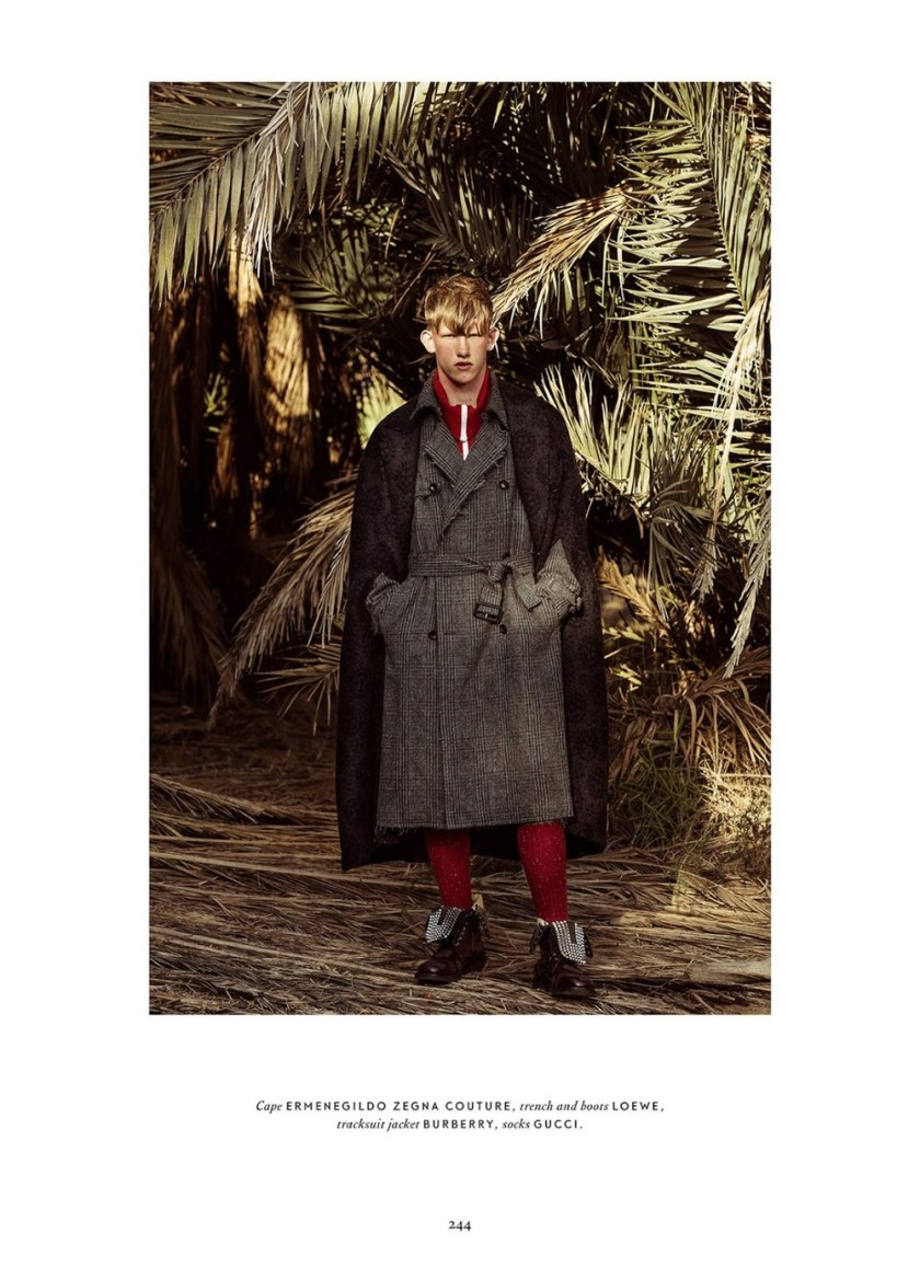 METAL MAGAZINE Connor Newall by Teddy Iborra Wicksteed. Fall 2016, www.imageamplified.com, Image Amplified19
