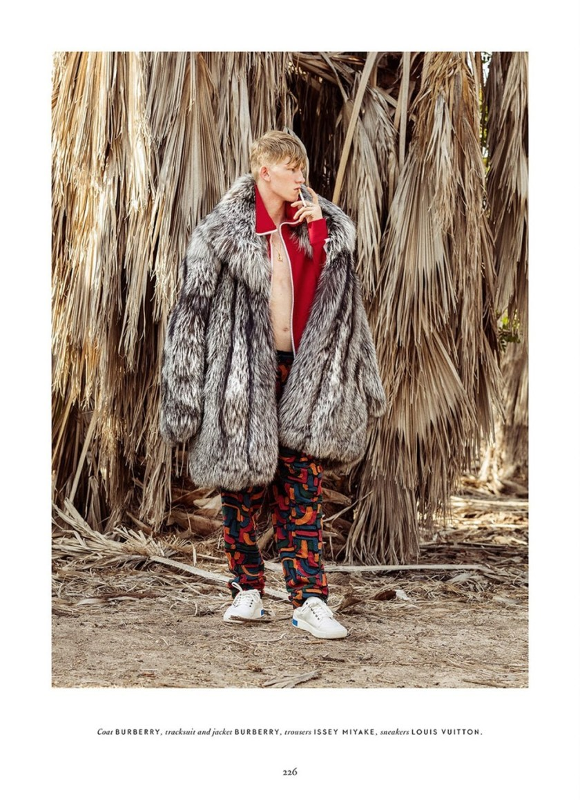 METAL MAGAZINE Connor Newall by Teddy Iborra Wicksteed. Fall 2016, www.imageamplified.com, Image Amplified4