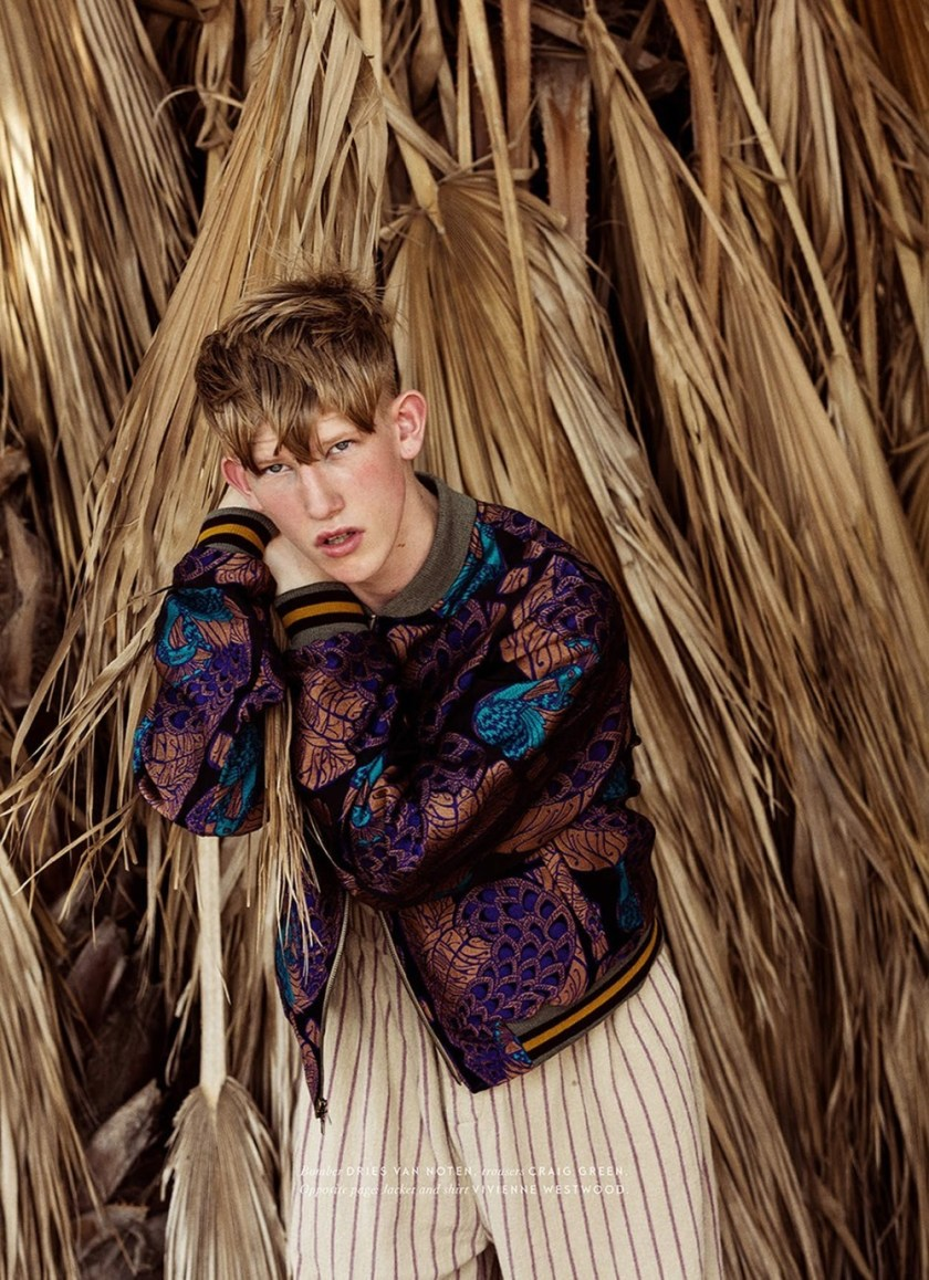 METAL MAGAZINE Connor Newall by Teddy Iborra Wicksteed. Fall 2016, www.imageamplified.com, Image Amplified15