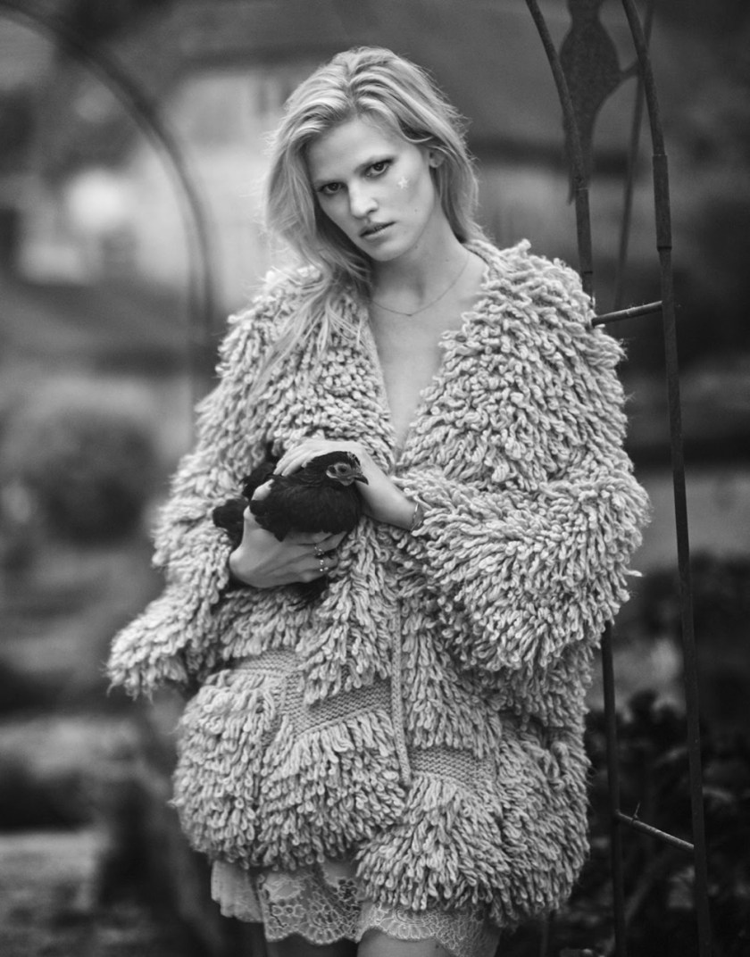 THE EDIT Lara Stone by Boo George. Cathy Kasterine, December 2016, www.imageamplified.com, Image Amplified8