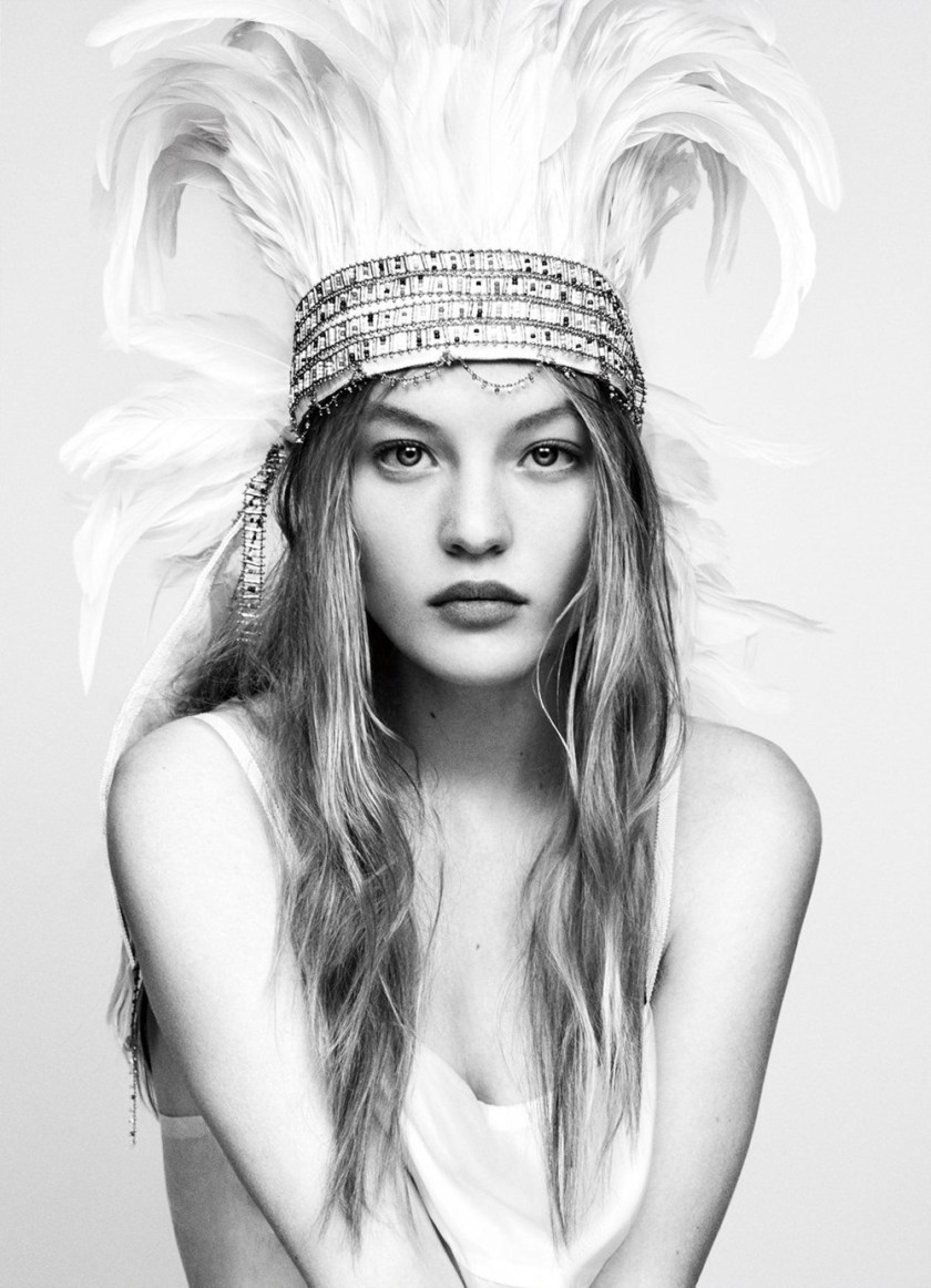 VOGUE JAPAN Rave Girls Rule by Luigi & Iango. Anna Dello Russo, February 2017, www.imageamplified.com, Image Amplified6