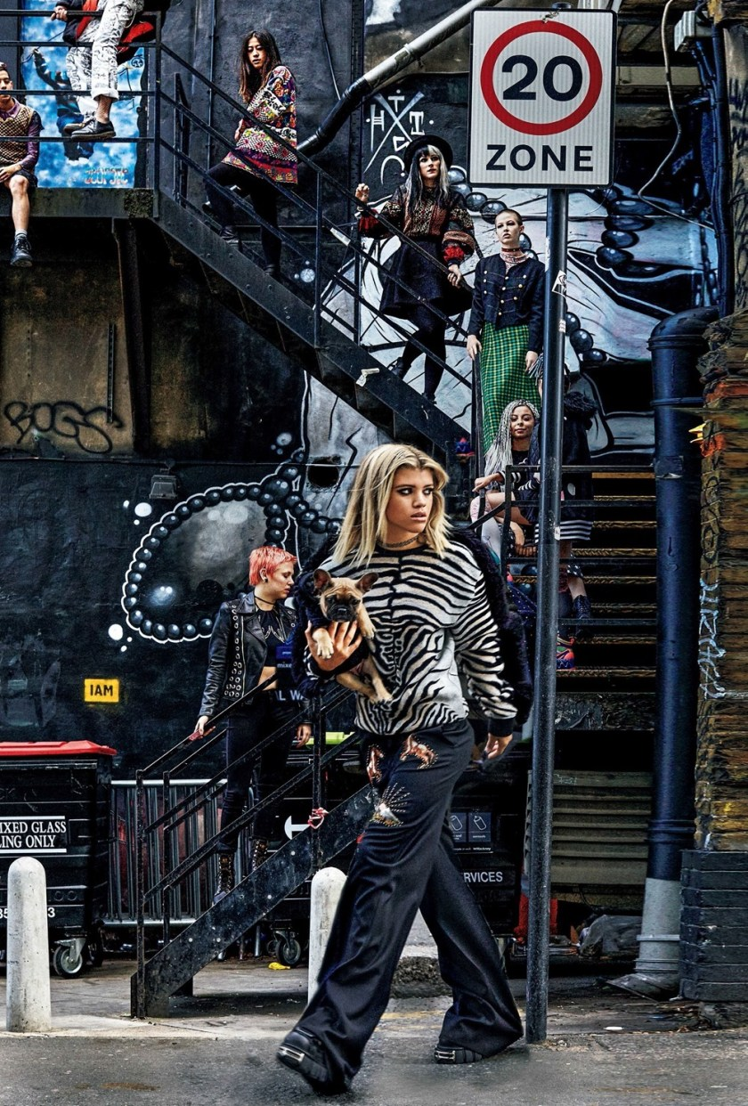 VOGUE JAPAN Sofia Richie by Morelli Brothers. Chiara Totire, February 2017, www.imageamplified.com, Image Amplified3
