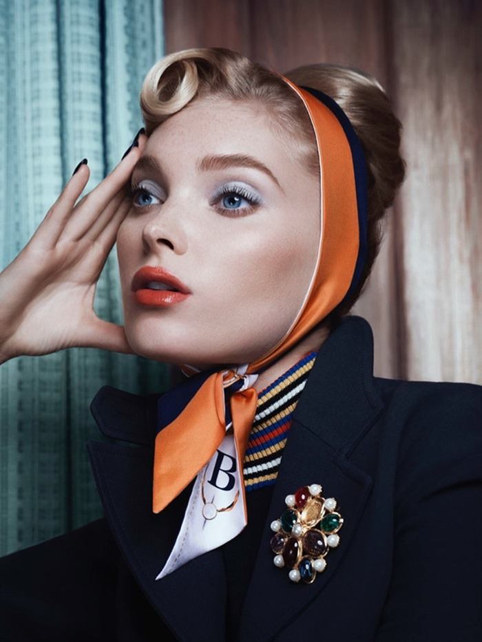 VOGUE MEXICO Elsa Hosk by Yulia Gorbachenko. Anna Katsanis, December 2016, www.imageamplified.com, Image Amplified6