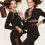 VOGUE PARIS: Luna Bilj & Othilia Simon by David Sims