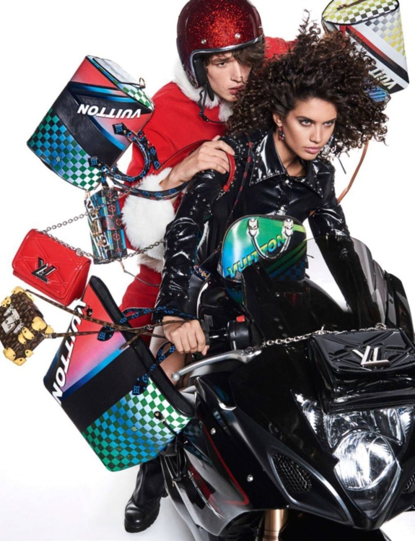 VOGUE PARIS Sara Sampaio & Stella Maxwell by Giampaolo Sgura. Claire Dhelens, December 2016, www.imageamplified.com, Image Amplified11