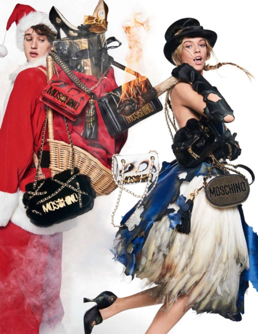 VOGUE PARIS Sara Sampaio & Stella Maxwell by Giampaolo Sgura. Claire Dhelens, December 2016, www.imageamplified.com, Image Amplified10