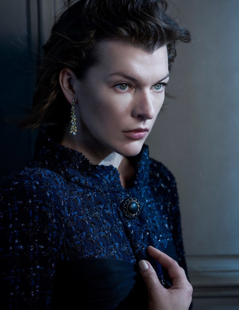 VOGUE PORTUGAL Milla Jovovich by Frederico Martins. Ana Campos, December 2016, www.imageamplified.com, Image Amplified8