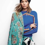 VOGUE SPAIN: Josephine Skriver by Patrick Demarchelier