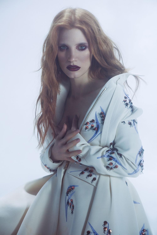 Karina white jessica chastain | Erotic gallery)