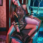 WOMAN SPAIN: Ariadne Artiles by Richard Ramos