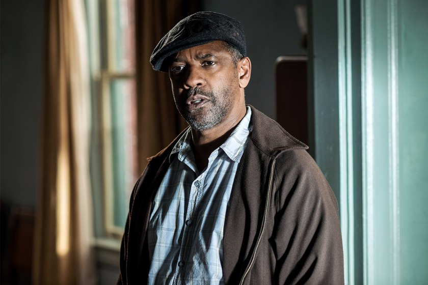 Denzel Washing gives a critically acclaimed performance in Fences, which he also directed. Image Amplified www.imageamplified.com