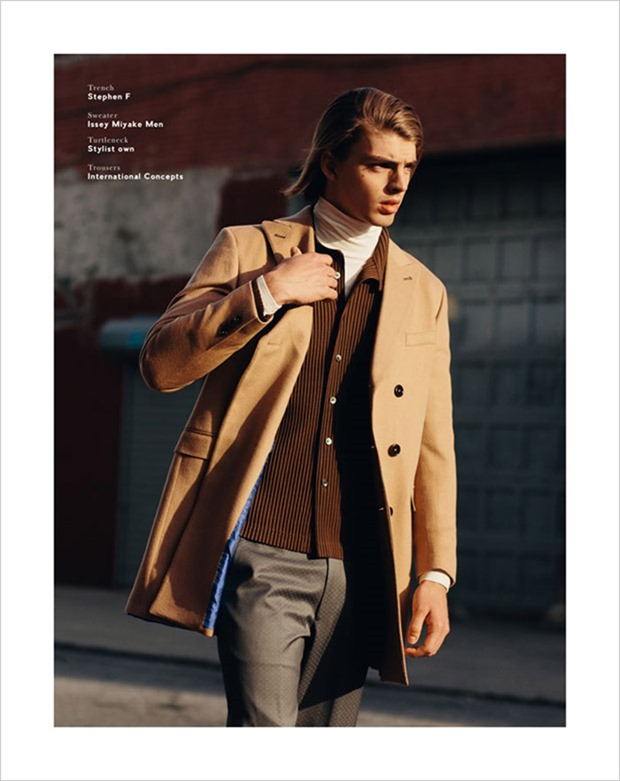 CALEO MAGAZINE Daan van der Deen by David Urbanke. Raytell Bridges, Fall 2016, www.imageamplified.com, Image Amplified6