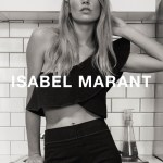 CAMPAIGN: Anna Ewers by Isabel Marant Spring 2017 by Inez & Vinoodh
