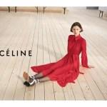 CAMPAIGN: Celine Spring 2017 by Juergen Teller