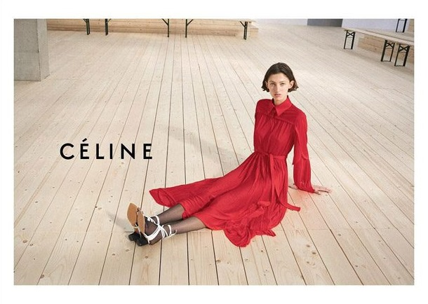 CAMPAIGN Celine Spring 2017 by Juergen Teller. www.imageamplified.com, image amplified5