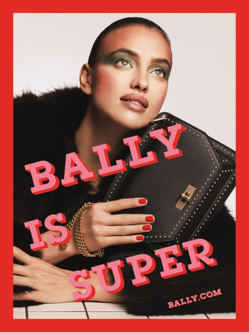 CAMPAIGN Irina Shayk, Kit Butler & David Trulik for Bally Spring 2017 by Gregory Harris. Jonathan Kaye, www.imageamplified.com, Image Amplified14
