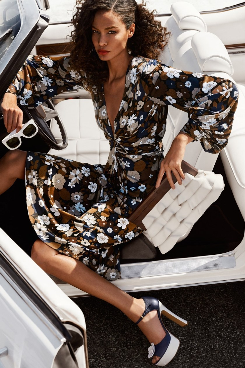 CAMPAIGN Joan Smalls for Michael Kors Spring 2017 by Mario Testino. Paul Cavaco, www.imageamplified.com, Image Amplified1
