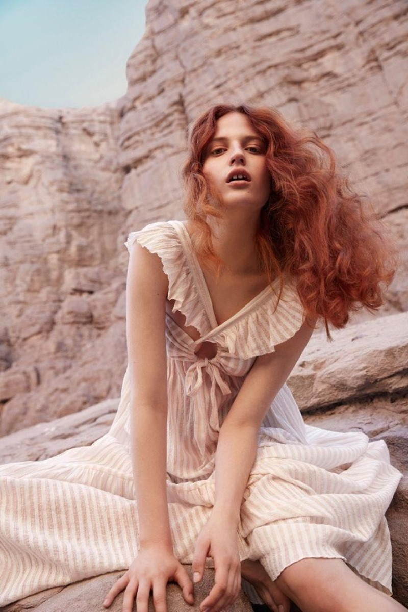 CAMPAIGN Julia Banas for Ulla Johnson Spring 2017 by Yelena Yemchuk. April Hughes, www.imageamplified.com, Image Amplified1