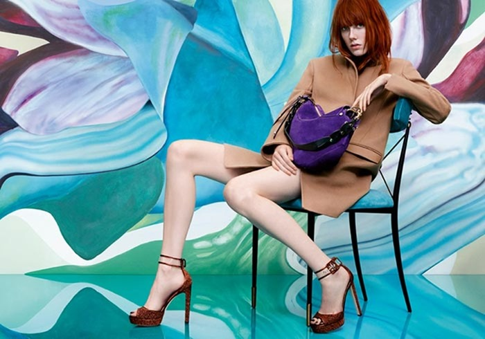 CAMPAIGN Lou Gaillot & Kiki Willems for Jimmy Choo Spring 2017 by Daniel Jackson. www.imageamplified.com, Image Amplified1