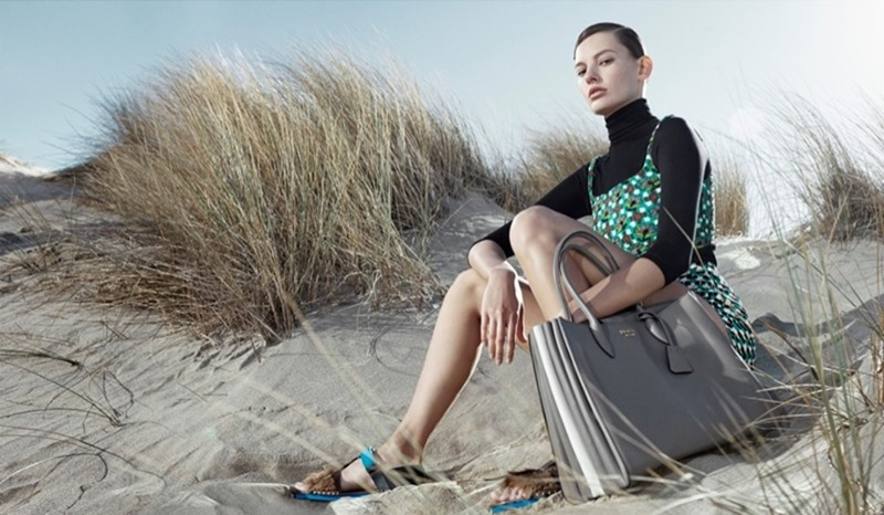 CAMPAIGN Prada Spring 2017 by Willy Vanderperre. Olivier Rizzo, www.imageamplified.com, Image Amplified8