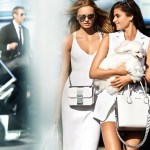 CAMPAIGN: Taylor Hill & Romee Strijd for Michael Kors Spring 2017 by Mario Testino