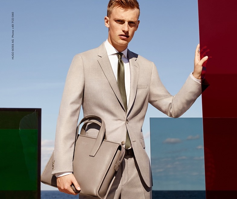 CAMPAIGN Victor Nylander for BOSS Hugo Boss by Karim Sadli. www.imageamplified.com, Image Amplified2
