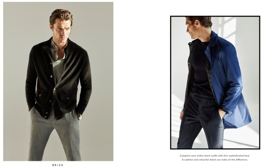 COLLECTION Shaun de Wet for Massimo Dutti 'Everlasting Elegance' 2017. www.imageamplified.com, Image amplified5
