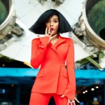 COSMOPOLITAN MAGAZINE: Janelle Monae by Max Abadian