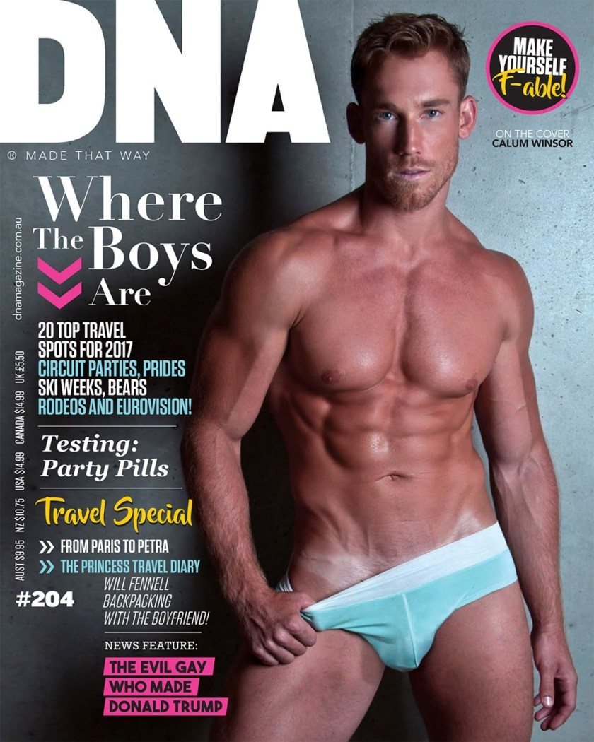 DNA MAGAZINE Calum Winsor by i-Soul Studios. January 2017, www.imageamplified.com, Image Amplified1