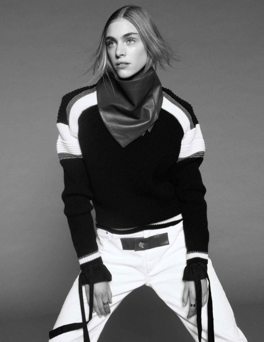 ELLE FRANCE Hedvig Palm by Jan Welters. Jeanne Le Bault, January 2017, www.imageamplified.com, image amplified5