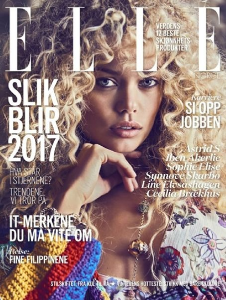 ELLE NORWAY Frida Aasen by Isabel Watson. Petra Middelthon, January 2017, www.imageamplified.com, Image Amplified6