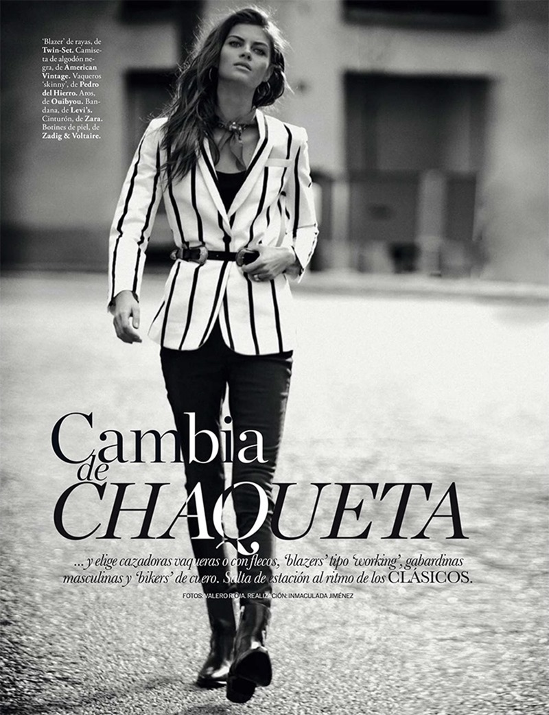 ELLE SPAIN Anja Voskresenska by Valero Rioja. Inmaculada Jimenez, February 2017, www.imageamplified.com, Image Amplified1